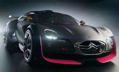 Citroen the Future of Sleek Coupes | Hunie
