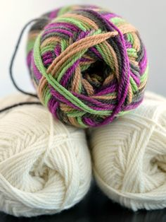 Wool Dryer Balls - these are said to reduce drying time and de-lint clothes and are way better for you than dryer sheets!