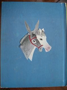 Donkey-donkey Donkey-donkey written and illustrated by Roger Duvoisin Parents Magazine Press, New York (c) 1940 Grosset & Dunlap, Inc. (c) renewed 1968 Roger Duvoisin