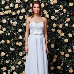 #new #debutante #dress available now @blossombtq  Call email or message us via Facebook for an appointment to try this one! Stunning!  #gorgeous #debdress #white #Warrnambool #destinationwarrnambool #blossom3280 #shop3280 #blossomfashion3280 #fashion3280 by blossombtq