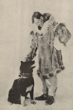 Balto and Gunnar Kasson 1925 by