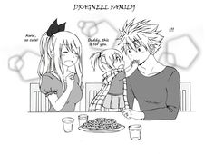 Want to discover art related to nalu? Check out inspiring examples of nalu artwork on DeviantArt, and get inspired by our community of talented artists. Fairy Tail Kids, Arte Fairy Tail, Fairy Tail Love, Fairy Tail Guild, Fairy Tail Couples, Natsu Y Lucy, Fairy Tail Natsu And Lucy, Fairy Tail Nalu, Miraxus