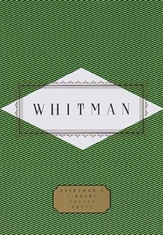 Whitman: Poems (Everyman's Library Pocket Poets) von Walt Whitman http://www.amazon.de/dp/0679436324/ref=cm_sw_r_pi_dp_kXqXvb05PRF9G