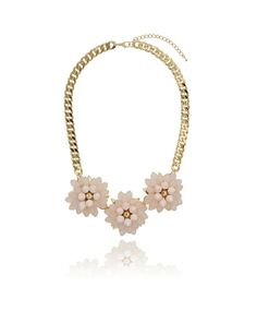 Gina Tricot -Curb chain necklace