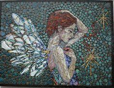 FABULOUS MOSAIC BY LAURA HARRIS