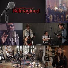 We are thrilled to announce our new ‪#‎ReImagined‬ series featuring some of your favorite artists performing interpretations of classic GRAMMY-winning recordings!   Watch performances from The Lumineers, The Shins, Eric Benet, TAMIA, Youngblood Hawke and more!