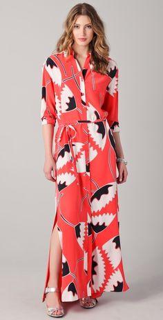 Diane von Furstenberg's Laramie Maxi Dress