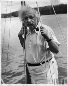 18 Photos Of Albert Einstein Being Super Chill --   Your favorite theoretical physicist was also one cool dude.