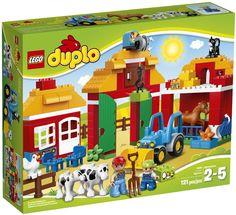 LEGO DUPLO Big Farm 10525 - Free Shipping  Gunther