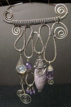 Woven Wire Jewelry and Other Creative Endeavors: September 2008