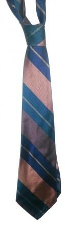 Richard Harrow's Striped Tie