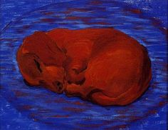 Dachshund Clube - David Hockney