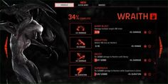 Image result for evolve wraith abilities