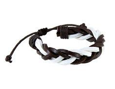 Unisex Retro PU Leather Bracelet