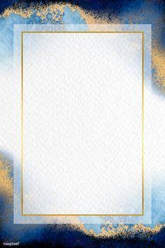 Blank golden rectangle frame vector, 4k iphone and mobile phone wallpaper | premium image by rawpixel.com / Adj Flower Background Wallpaper, Framed Wallpaper, Flower Backgrounds, Wallpaper Backgrounds, Poster Background Design, Background Patterns, Instagram Background, Frame Template, Borders And Frames