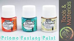 AMAZING PAINT EFFECT - Prisme Fantasy and Moon Fantasy paint tutorial