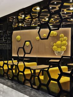 Great restaurant design from AS Design Hong-Kong for 'Rice Home' #Design #InteriorDesign