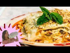 Lasagne al Forno con Verdure - Senza Glutine