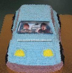 Harry Potter Cake Kids Ideas Pinterest Harry potter cake