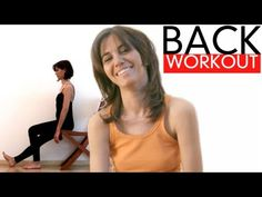 Pilates - Back Workout