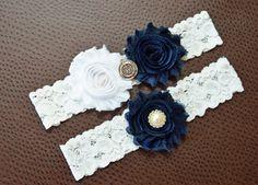 Air Force Wedding Garter Set, Air Force Bridal Garter Set, White Lace Wedding Garter, Garter, Air Force Garter, United States Air Force