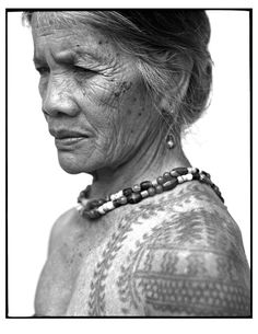 The Last Tattooed Women of Kalinga - Jake Verzosa