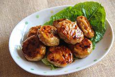 Tsukune / Ground Chicken Patties/Balls
