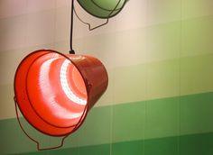 #luminária #balde #fitdeled