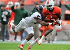 miami hurricanes football wide receiver allen hurns record nfl draft