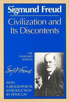 the definition of an individual in civilization and its discontents a book by sigmund freud Penguin's new edition of sigmund freud's essential civilization and its  discontents is slim enough to be carried at all times, says nicholas.
