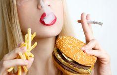 Die richtige Ernährung für … Raucher !!!