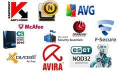 Software antivirus existentes en el mercado.