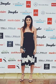 Ioana Ciolacu featuring ready to wear collections for women. Marie Claire, Mercedes Benz, Ready To Wear, Strapless Dress, Street Style, Fashion Designers, How To Wear, Sunset, Shopping