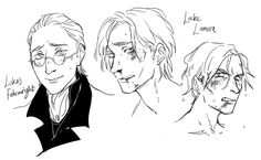 The Gentelmen Bastards | The Lies of Locke Lamora | Lukas Fehrwright / Locke Lamora FanArt by no-melon on tumblr