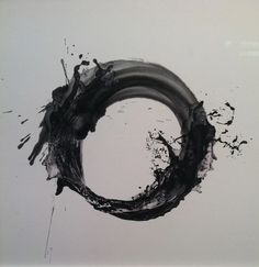 Kusho #28 (2013. Injet prints with sumi ink on Xuan paper