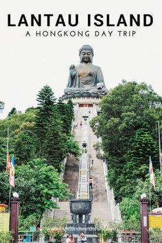 Day Trip: Lantau Island in Hong Kong - Loved and Wanderlust