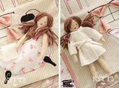 Сумка-домик для куклы