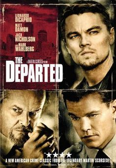 The Departed-posters with stars