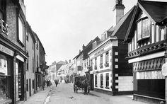 King Street, Southwell 1920