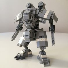 new LEGO mech / I haven't built anything in months! =)   Flickr - Photo Sharing!