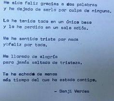 Benji Verdes.
