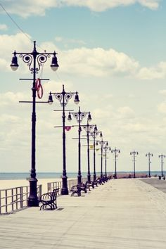 Coney Island Beach, NY
