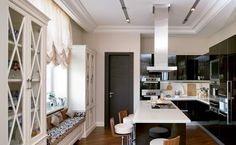 Stylish Apartment With Art-Deco Interior For The Just Married | DigsDigs