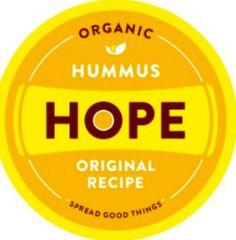 Hope Foods® Organic Original Recipe Hummus
