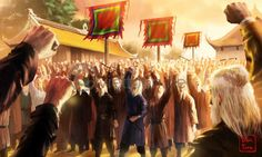 "In 1284, facing the second Mongol invasion, king Trần Thánh Tông convened a conference asking the country's elders to vote on the question of ""to fight or surrender?"" All immediately voted to fight until the last breath."