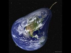 Image result for oblate spheroid man
