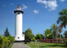 El Faro Lighthouse In Puerto Rico http://www.puertoricoblogger.com/el-faro-lighthouse/