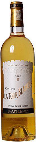 2009 Chateau La Tour Blanche Sauternes Bordeaux 750 mL -- Details can be found at http://www.amazon.com/gp/product/B00FH1G2H2/?tag=wine3638-20&pef=150816215724