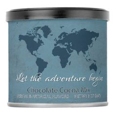 #Let the adventure begin hot chocolate drink mix - #Chocolates #Treats #chocolate