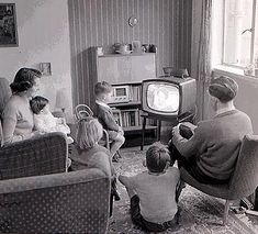 Before remote controls, before digital signals, before homes had more than one television.